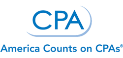 America Counts on CPAs logo